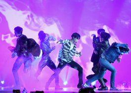 """BTS fez a primeira apresentação ao vivo de """"Fake Love"""" no BBMAs! Vem ver!"""