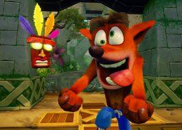 """Versão remasterizada da trilogia """"Crash Bandicoot"""" vai chegar mais cedo ao Xbox, Switch e PC!"""