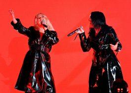 Primeira memória de Demi Lovato do encontro com Christina Aguilera envolve muitos gritos!
