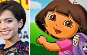 Daquelas coisas que a gente nunca soube que queria: filme da Dora, a Aventureira, com Isabela Moner!