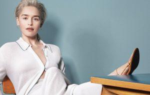 "Emilia Clarke já gravou a última cena da Daenerys: ""Fiquei perturbada"""