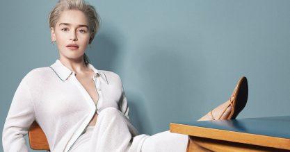Emilia Clarke e a última cena da Dany