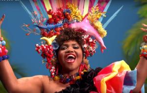 """Gaby Amarantos lança clipe todo colorido para """"Sou + Eu""""!"""