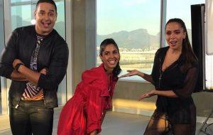 Harmonia do Samba vai colocar Bela Gil pra rebolar a raba em homenagem à Anitta!