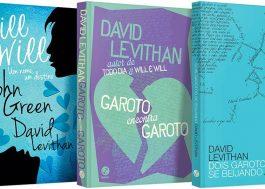 """David Levithan, autor de """"Will & Will"""" e """"Todo Dia"""", tá vindo pra Bienal do Livro de SP!"""