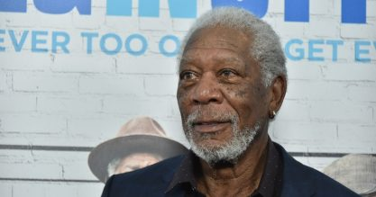 Morgan Freeman acusado de assédio