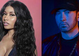 Nicki Minaj e Eminem juntos? Hmmmm acho que não, hein?