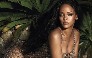 Para a Vogue, Rihanna conta que está fazendo álbum reggae