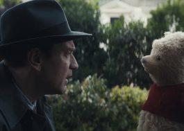 """Olha que fofo esse pôster novo de """"Christopher Robin: Um Reencontro Inesquecível""""!"""
