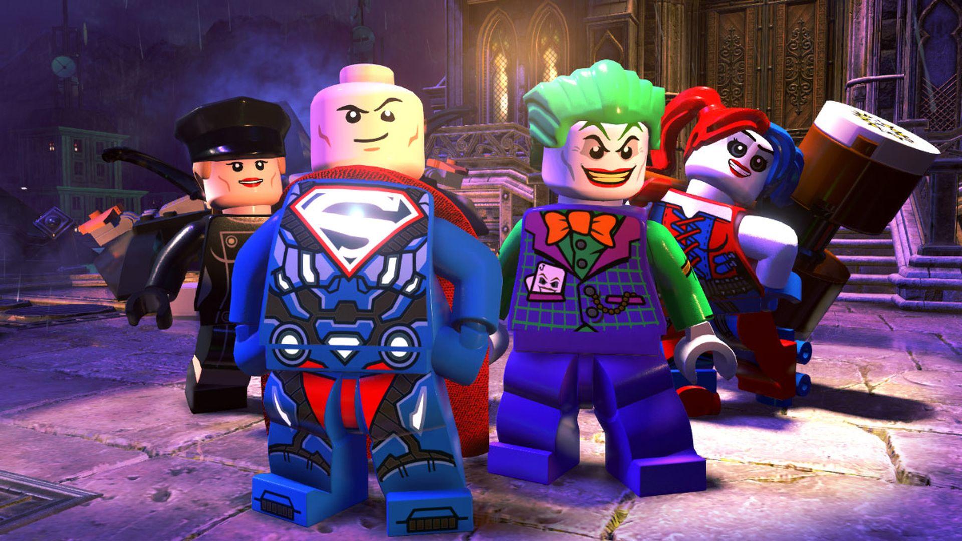 LEGO DC Super Villains é o que você acha que é, sai em Outubro e ganhou trailer! Vem ver!