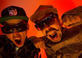 Alô, viciados em playlist! Crie uma bem louca e seja notado pelo Tropkillaz para ir à festa especial deles!