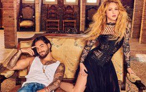 """Shakira e Maluma gravam clipe de """"Clandestino"""" com diretor de """"Can't Remember To Forget You"""""""