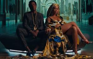 "SURPRESA! Beyoncé e Jay-Z lançam álbum no Tidal. Vem ouvir ""Everything is love""!"