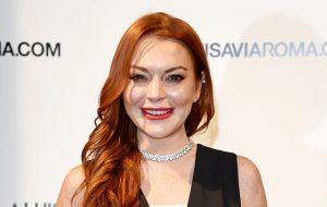 Lindsay Lohan conta o motivo de não ter participado do clipe de thank u, next