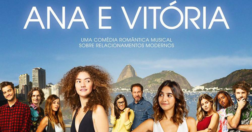 """Saiu o trailer de """"Ana e Vitória"""", filme da dupla Anavitória ..."""