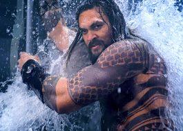 """Primeiro trailer de """"Aquaman"""" vai ser exibido na Comic-Con"""