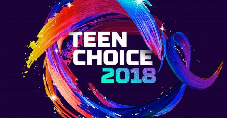 Divulgada 2ª leva de indicados ao Teen Choice Awards!