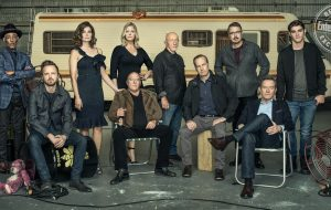 """As fotos da reunião do """"Breaking Bad"""" ficaram lindas!"""