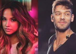 """Becky G lança remix de """"Mayores"""" com Lucas Lucco"""