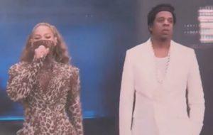 """Textão: o show de amor de Beyoncé e Jay-Z em Londres, na """"On the Run II Tour"""""""