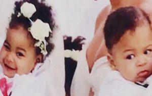 Mãe de Beyoncé posta foto dos gêmeos Sir e Rumi