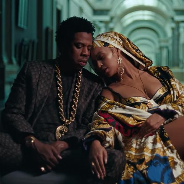 CD de Bey & JAY-Z!