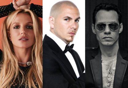 Pitbull vai lançar música com Brit