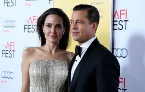 Angelina Jolie pode perder guarda dos filhos caso não permita relação mais acessível com Brad Pitt