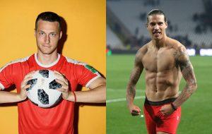 Vamos estudar com o afinco os jogadores da Sérvia para o jogo contra o Brasil hoje?