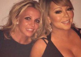 Britney e Mariah lançando música juntas? É o rumor que está circulando…