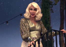 """Saiu o áudio oficial da Cher cantando """"Fernando"""" no novo """"Mamma Mia"""""""