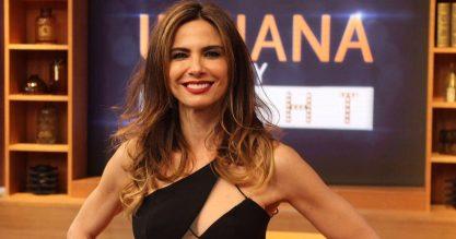 Luciana Gimenez defende a má fama do Jagger