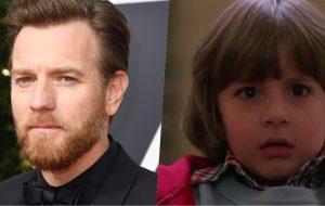 """Ewan McGregor fará a versão adulta de Danny no filme """"Doutor Sono"""", sequência de """"O Iluminado"""""""