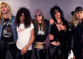 """Guns N' Roses libera faixa rara e em versão inédita! Ouça a poderosa """"Move To The City"""""""