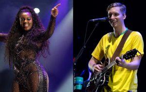Os shows de Iza e George Ezra no Cultura Inglesa Festival em vídeos e fotos