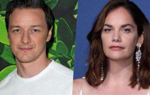 """James McAvoy e Ruth Wilson: os novos Lorde Asriel e Sra. Coulter na série de """"Fronteiras do Universo"""""""