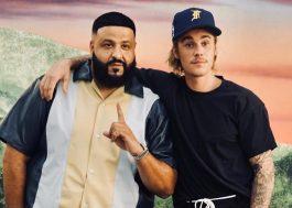 """""""Top secret alert"""": DJ Khaled tá planejando algo (outra música?) com Justin Bieber"""