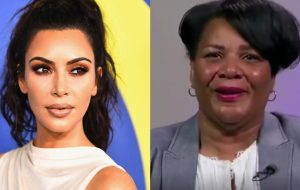 Alice Marie Johnson agradece Kim Kardashian por ajudá-la a sair da prisão
