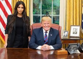 Chris Young, preso defendido por Kim Kardashian, consegue perdão presidêncial
