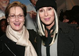 Cher fala do dia em que ela e Meryl Streep salvaram uma mulher