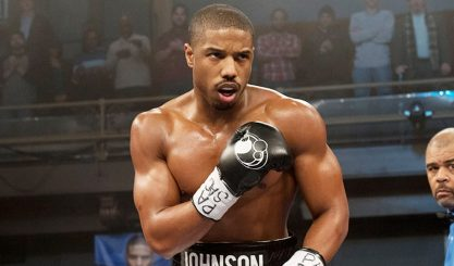 Michael B. Jordan MUSO no trailer de Creed 2