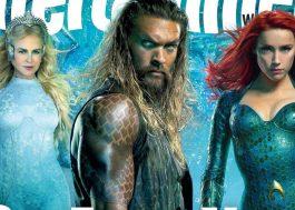 """Habemus as primeiras imagens da Nicole Kidman em """"Aquaman"""""""