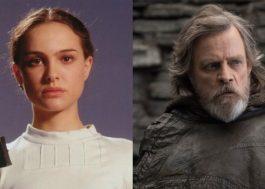 Após piada de Mark Hamill sobre Star Wars, Natalie Portman diz que quer conhecer ator
