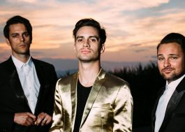 "Panic! At The Disco está de volta com novo álbum; vem ouvir ""Pray For The Wicked"""