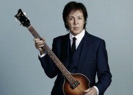 Tem DOIS singles novos do Paul McCartney chegando nesta quarta-feira (20)!
