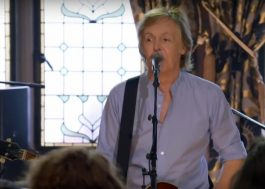 """O ótimo """"Carpool Karaoke"""" com Paul McCartney, que teve até show surpresa em pub"""