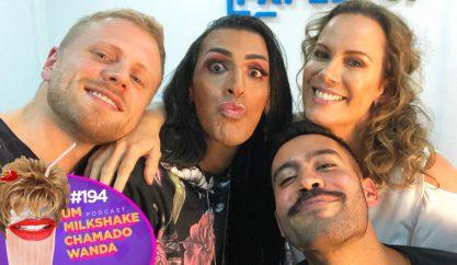 Pepita + Regina + Davi Sabbag no podcast!
