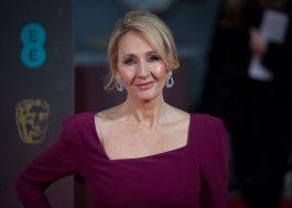 Novo romance policial da J.K. Rowling chega às prateleiras em setembro!