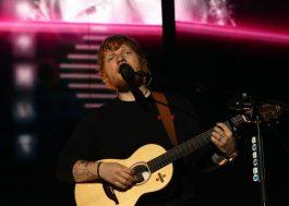 Ed Sheeran quebra recorde e supera o AC/DC com turnê mais lucrativa de 2018 (até agora)