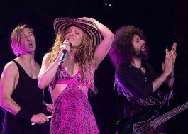 Não teve na Copa, mas Shakira só cantou hits na abertura dos Jogos Centro-Americanos; Vem ver!